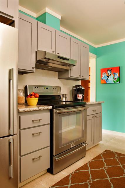Seahound Ranch beach-style-kitchen