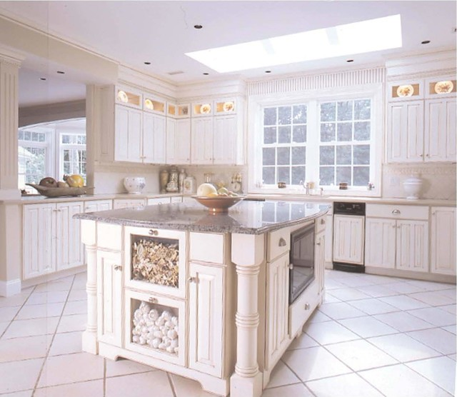 Beach Style Traditional Kitchen Other Metro By