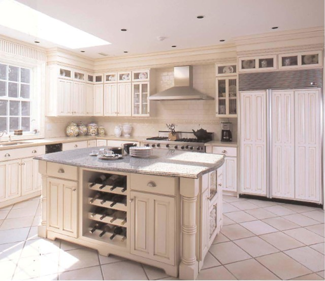 Beach Style Traditional Kitchen Other By Viking