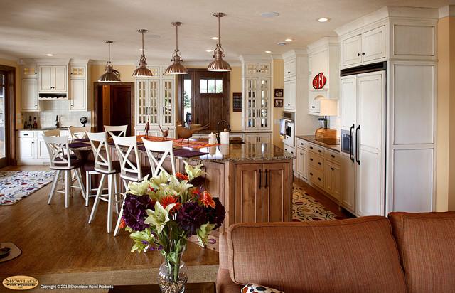 Beachfront cottage - Cucina al mare ...