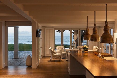 Beachfront House