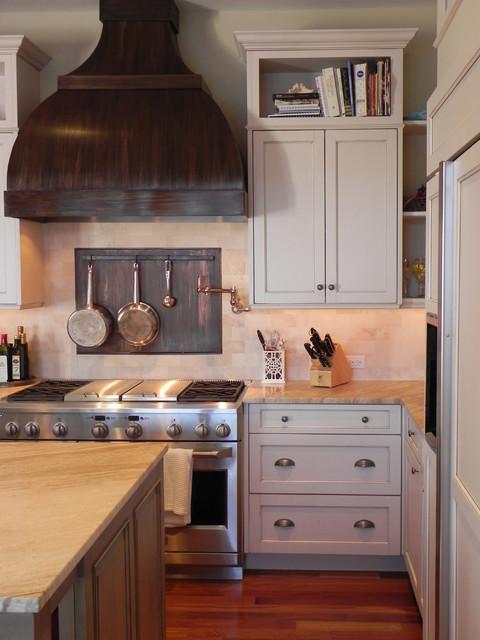 Beachwood Kitchen traditional-kitchen & Beachwood Kitchen - Traditional - Kitchen - Baltimore - by Tina ...