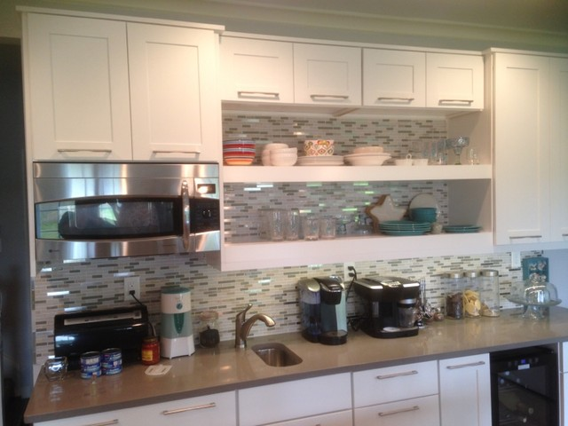 Beachy morning kitchen transitional kitchen other for Morning kitchen ideas