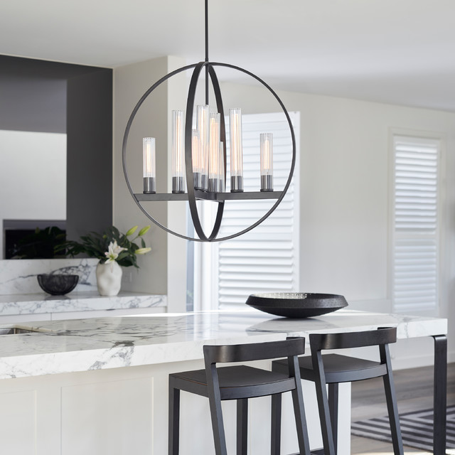 Beacon Lighting Modern Kitchen