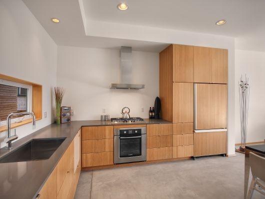 Beacon Lofts modern-kitchen