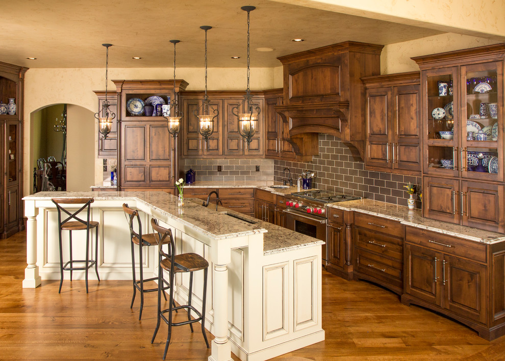 Beaded inset Cabinetry