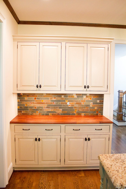Beaded Inset Custom Cabinetry