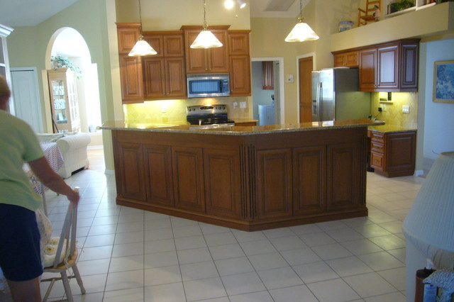 Beasley Project traditional-kitchen