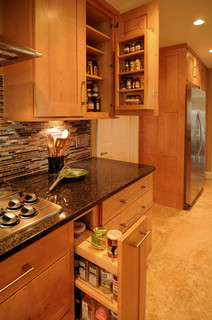 beautiful and energy saving renovation - Transitional - Kitchen - Tampa - by NWC Construction