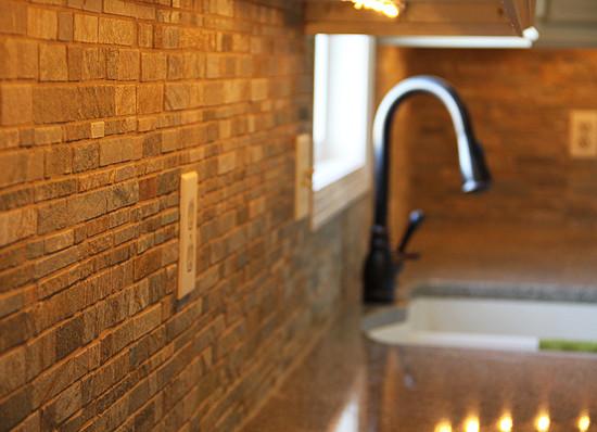 beautiful backsplash rustic kitchen