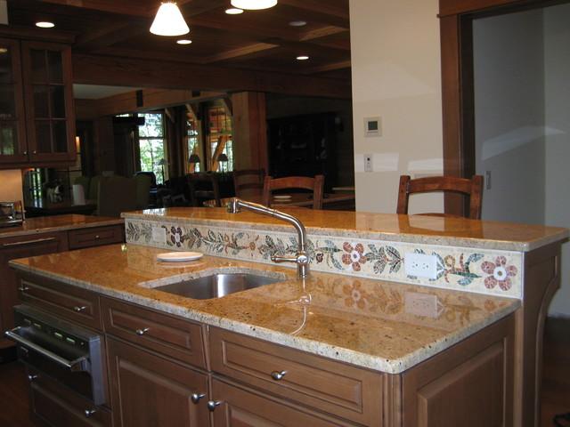 Http Www Houzz Com Photos 2192761 Beautiful Backsplashes Traditional Kitchen Other Metro