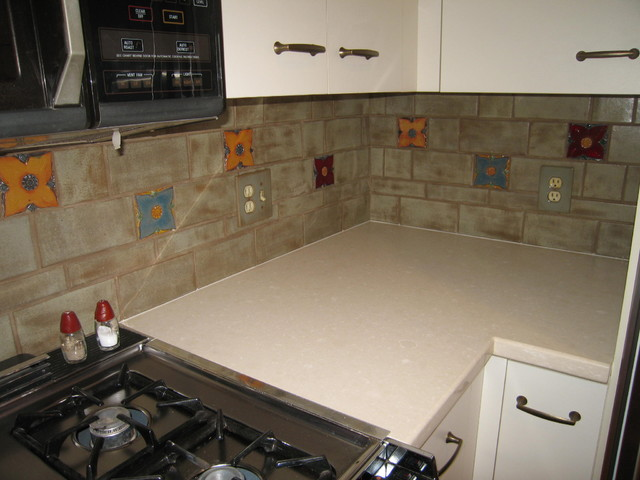 Http Www Houzz Com Photos 2192768 Beautiful Backsplashes Eclectic Kitchen Other Metro
