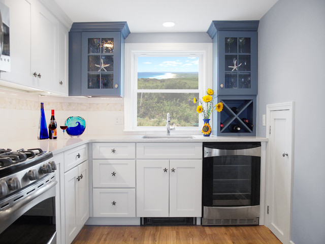 Kitchen Cabinets Different Colors Houzz
