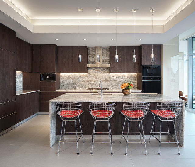 Beautiful, Contemporary Snaidero WAY Kitchen | Chicago, IL Contemporary  Kitchen
