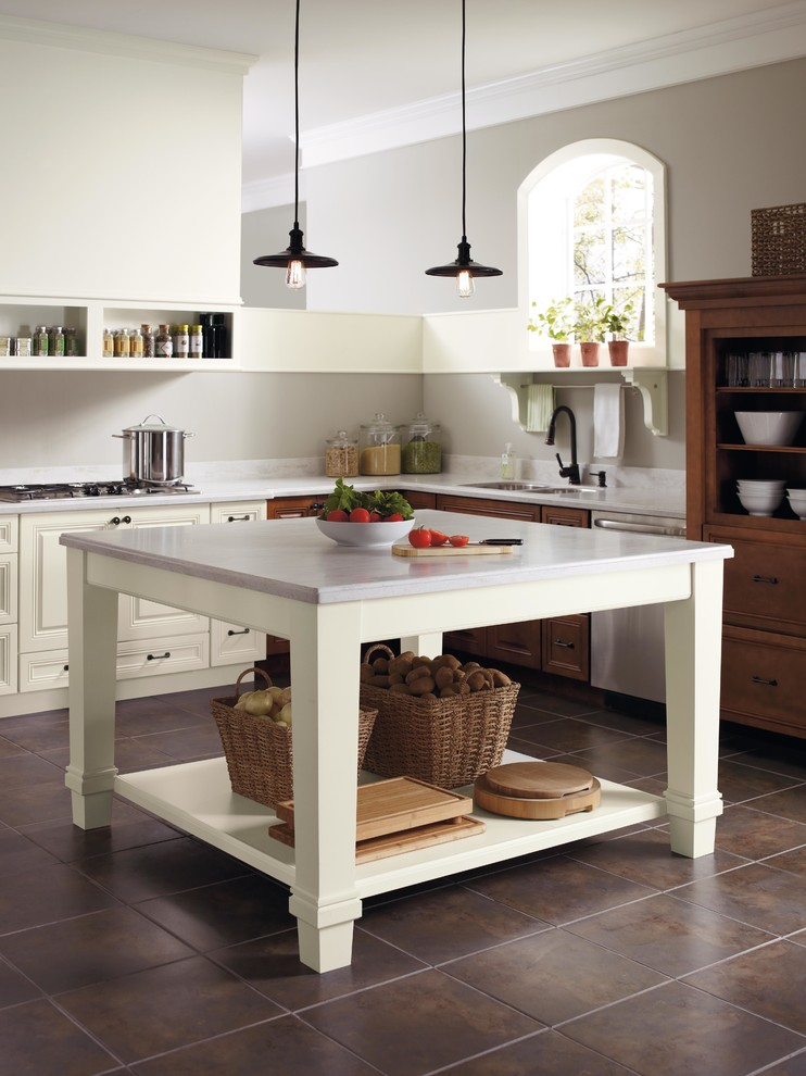 Beautiful Details - Traditional - Kitchen - New York - by ...