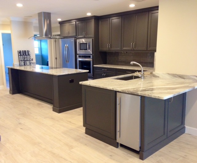 Beautiful Granite Tops Transitional Kitchen Jacksonville By Signature Kitchen Bath Design
