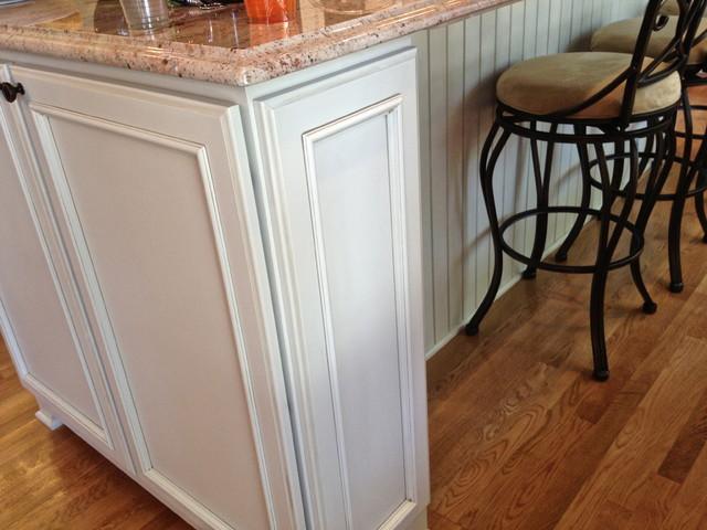 Beautiful Ivory Improvement traditional-kitchen
