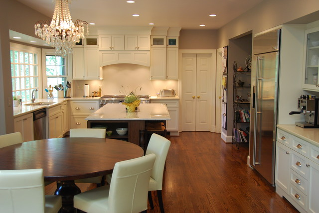 Beautiful Kitchen Remodel by Moss contemporary-kitchen