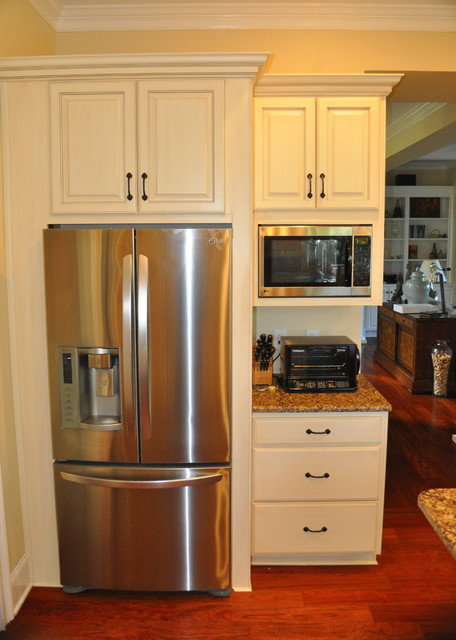 Beautiful kitchen remodel with new cabinets and cabinet for Kitchen remodeling charleston sc