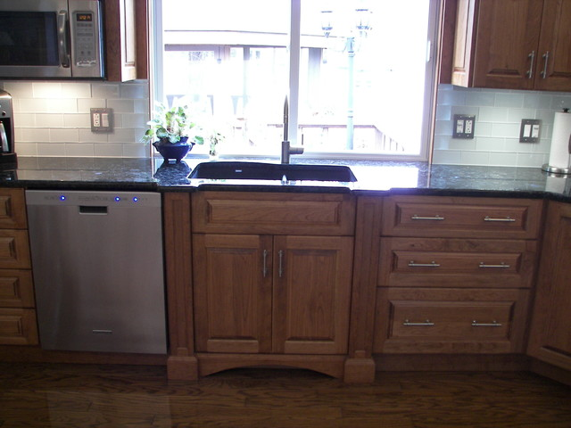 Beautiful kitchen traditional kitchen cleveland by for Beautiful traditional kitchens