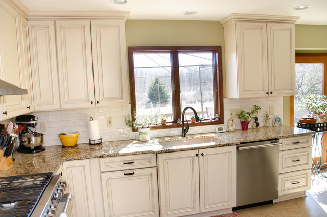 Beautiful Kitchens by All In One Custom Renovations ...