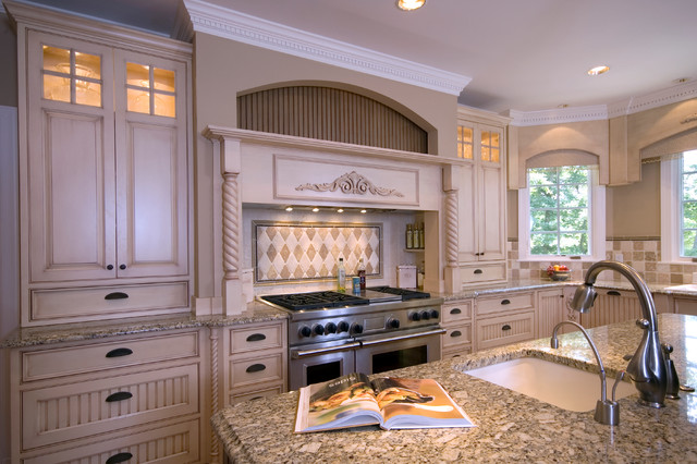 Beautiful Kitchens traditional-kitchen