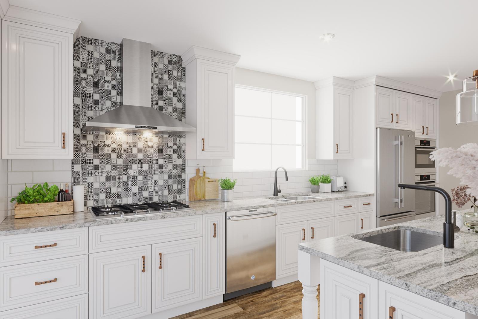 Beautiful Modern Kitchen Remodel