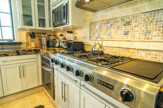 Beautiful Monarch Beach Remodel traditional-kitchen