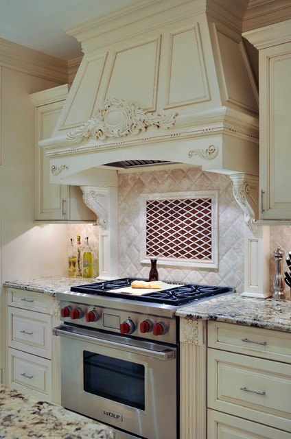 Beautiful Residential Spaces traditional-kitchen