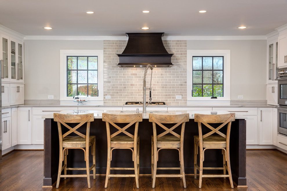 Beautiful Tanglewood Kitchen- Lovette Construction