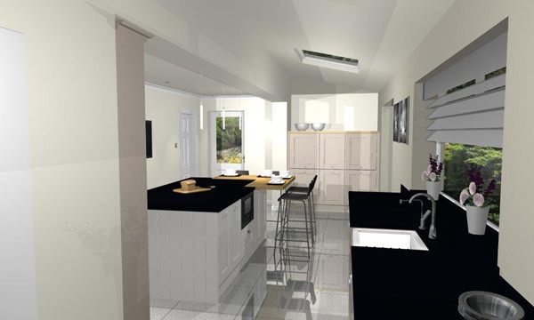 Beautifully simple traditional kitchen manchester uk for Traditional kitchen meaning