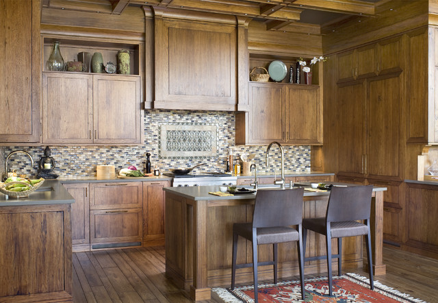 Beaver Creek Traditional traditional-kitchen