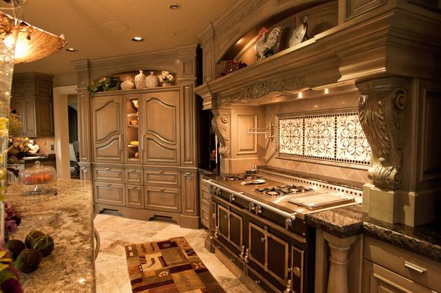 Beaver Lake Estates Residence Traditional Kitchen Portland By The Whitehouse
