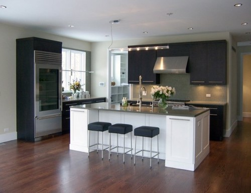 I need a bi level kitchen island in my home for Bi level home kitchen ideas