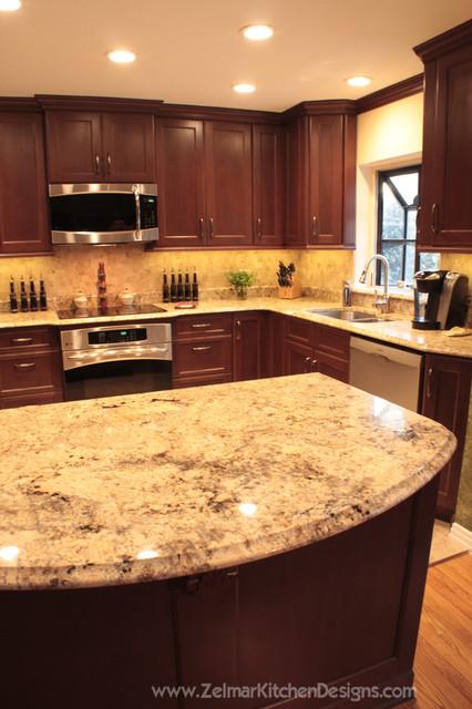 Becker waypoint zelmar kitchen bath remodel - Zelmar kitchen designs orlando fl ...