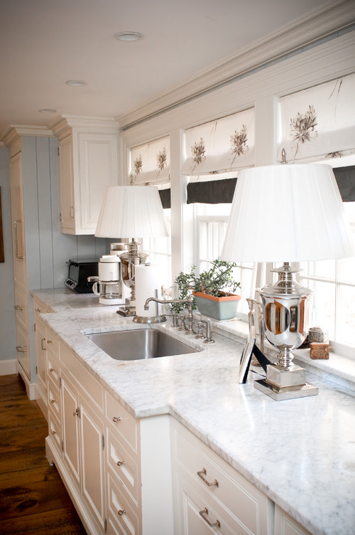 poll best kitchen countertops - Lamp For Kitchen Counter