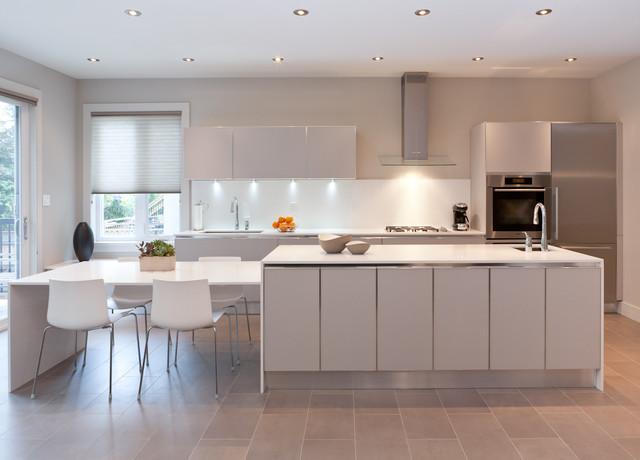Bedford Park Scavolini kitchen Modern Kitchen