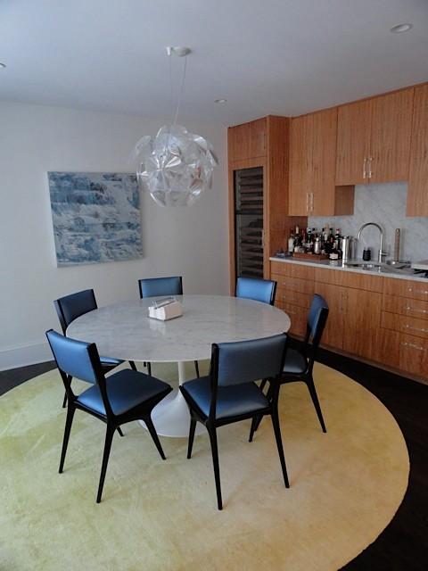 Bedford Residence modern-kitchen