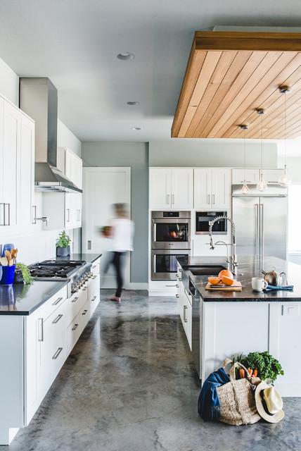 bee cave new build  klassisch modern  küche  austin