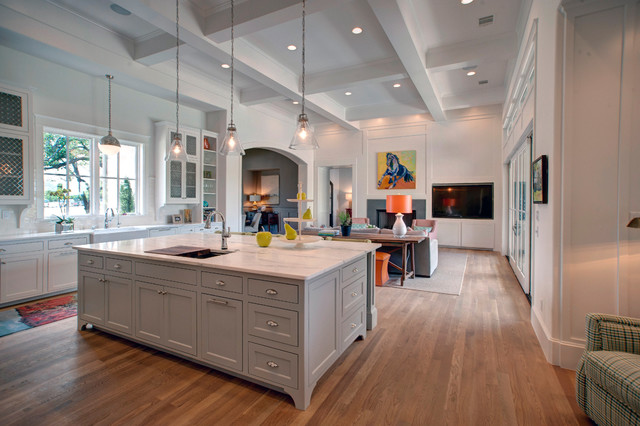 Bee Creek Home contemporary-kitchen