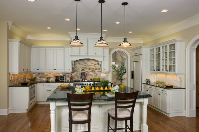 Beechtree Bay traditional-kitchen