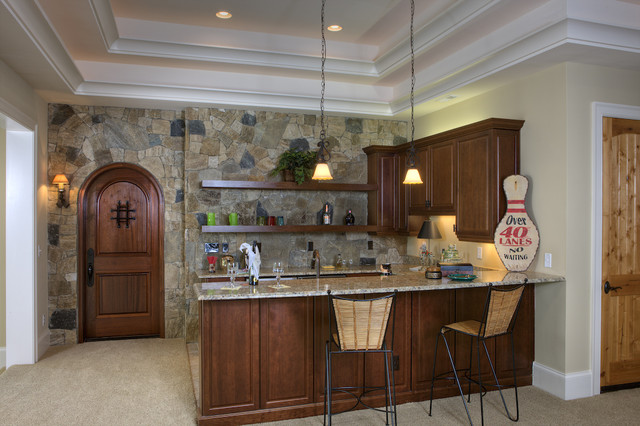 Beechtree Bay traditional kitchen