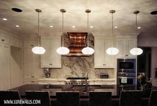 Beemer kitchen contemporary kitchen philadelphia for Luxe decor llp