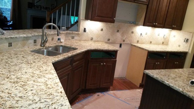 Before And After Countertop Examples Giallo Napoli 1 29 14