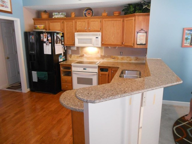 Before And After Countertop Examples Sienna Ridge