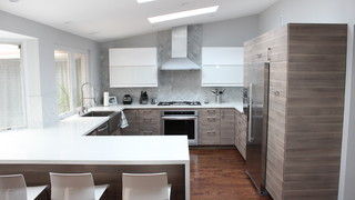 IKEA Kitchen Cabinets Remodel Los Alamitos, CA | Before & After Photos