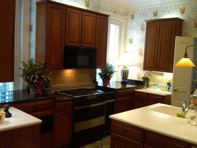Before and Afters eclectic-kitchen