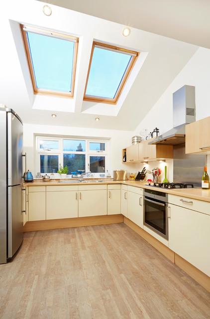 Before Siematic Laminate Kitchen Stockport Uk Modern