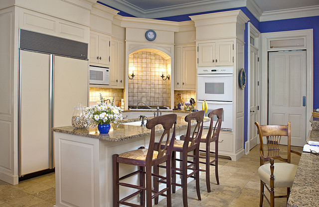 Beige Kitchen Traditional Kitchen Charleston By Christopher A