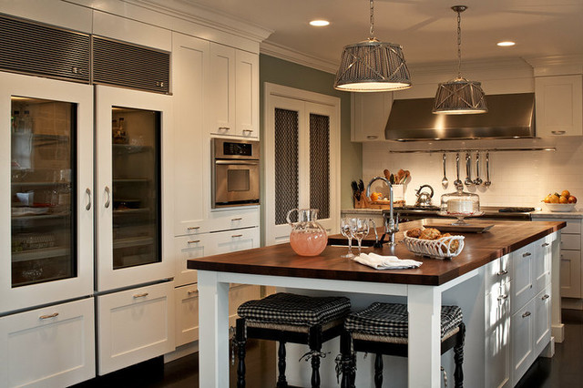 Bel Air Traditional Kitchen Los Angeles By David